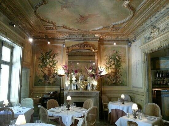 La salle a manger salon de provence restaurant reviews for Mma salon de provence
