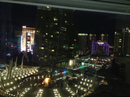 ARIA Resort & Casino: City Center View