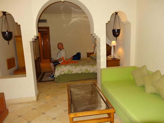 Makadi Palace: Our suite