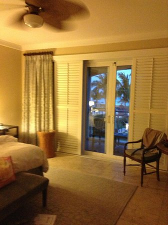 Sandals Emerald Bay : Our 2nd floor room, Bldg 7