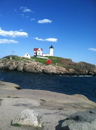 York, ME: Cape Neddick/Nubble Island