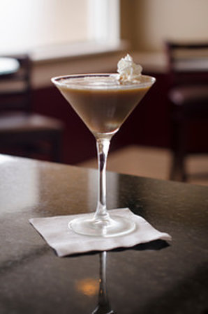 Orange, CT: Espresso Martini