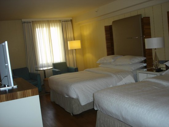 Sheraton Stockholm Hotel: Spacious Rooms