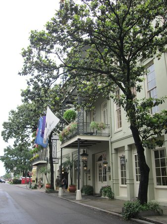 Hampton Inn New Orleans-Downtown: Alrededores