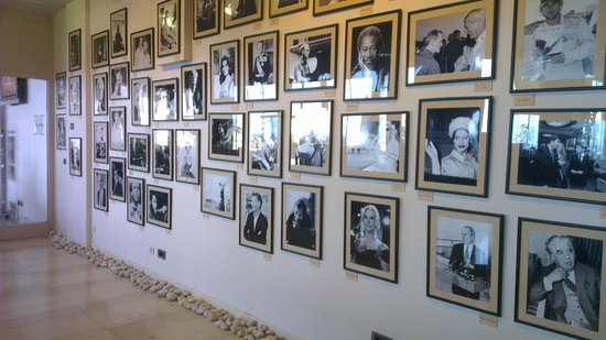 Hotel Excelsior Dubrovnik: Lots of celebs have stayed over the years