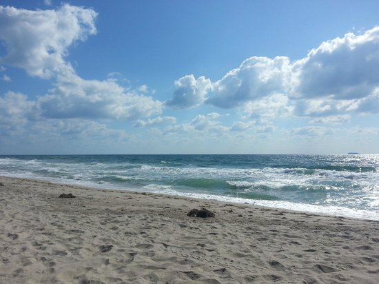 Palm Beach Shores, FL: Beach!