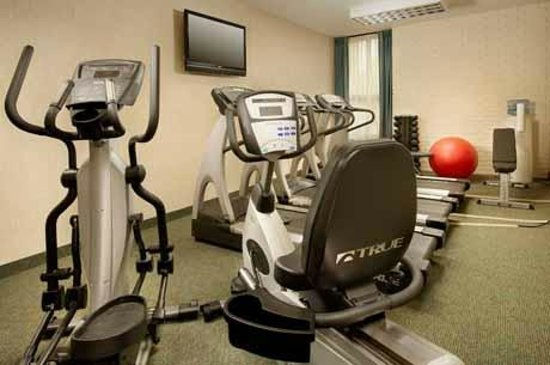 Greensboro, NC: Fitness Center
