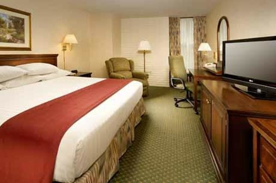 Greensboro, NC: King Deluxe Room