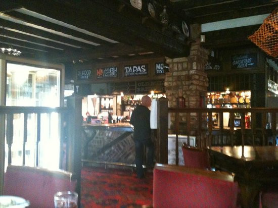 Goole, UK: Bar