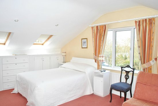 New Ross, Ireland: Ensuite Room