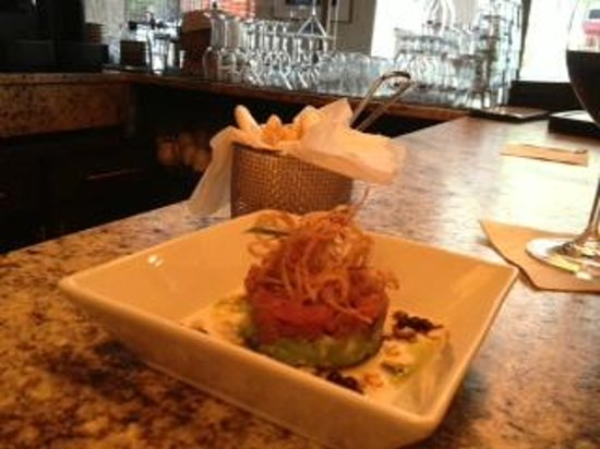 West Hartford, CT: Blue Fin Tuna Tartare