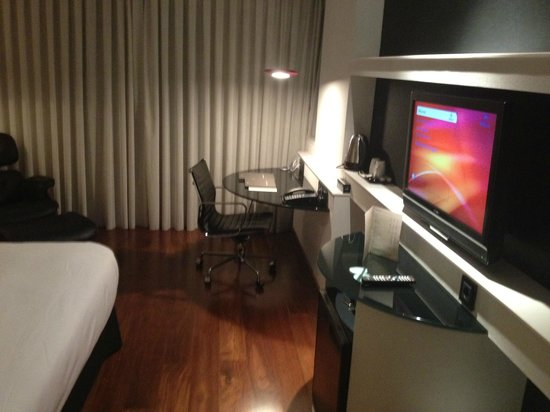 Hilton Madrid Airport: Room