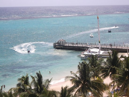 ClubHotel Riu Ocho Rios: View From Room 1354
