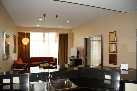 Staybridge Suites Las Vegas: Suite Staybridge