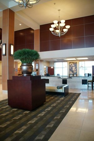 Staybridge Suites Las Vegas: Réception Staybridge