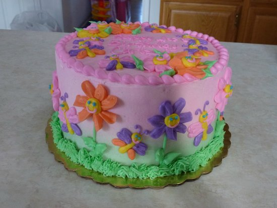 Newark, DE: Bing's Bakery Custom Birthday Cake #2