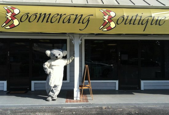 Palm Harbor, FL: Boomerang Boutique