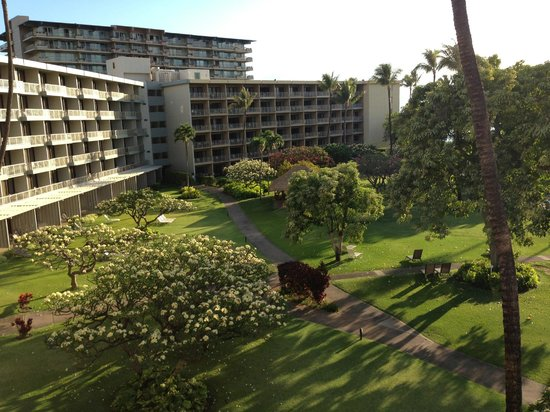 Ka'anapali Beach Hotel: The Lanai and Kuai buildings.
