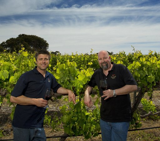 McLaren Vale, Australia: Winemakers, Ben Tanzer and Scott Zrna