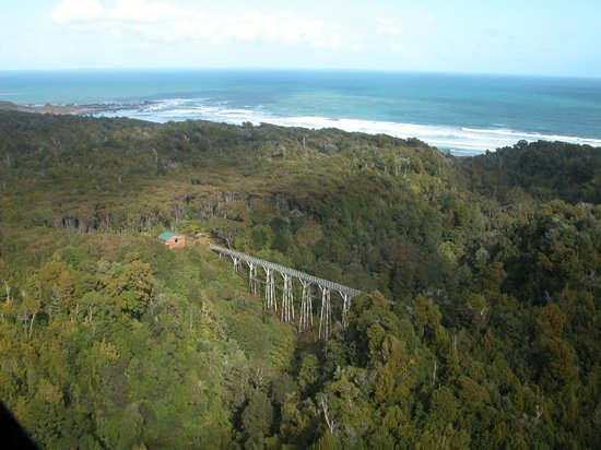 Invercargill, New Zealand: Percy Burn Viaduct.