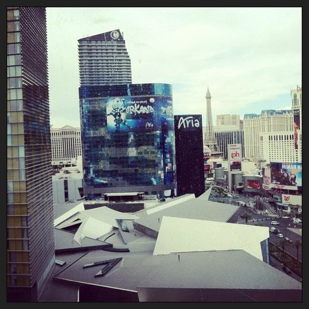 Mandarin Oriental, Las Vegas : View from 22nd floor
