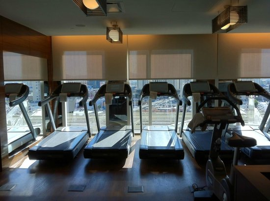 Mandarin Oriental, Las Vegas : Fitness center