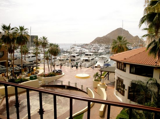 Wyndham Cabo San Lucas Resort: view from balcony