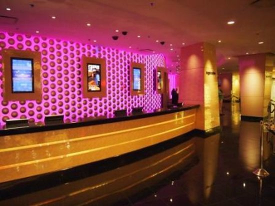 Planet Hollywood Resort & Casino: Lobby