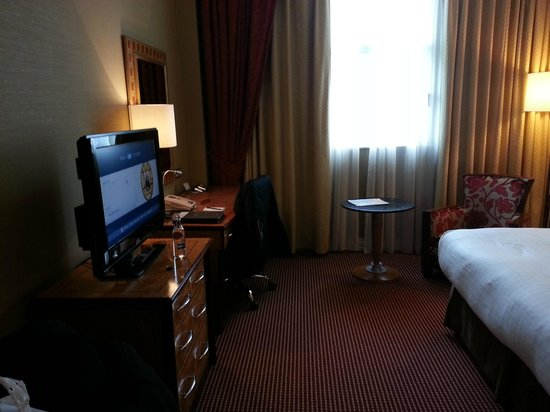 Hilton London Paddington: standard room