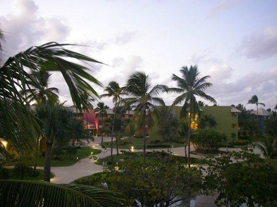 ‪‪Grand Paradise Bavaro‬: Room view‬