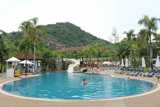 Centara Karon Resort Phuket: The kids favourite place to be.