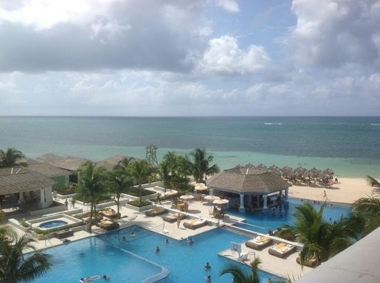 Iberostar Grand Rose Hall: the view from room