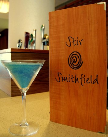 Maldron Hotel Smithfield: Stir Bar