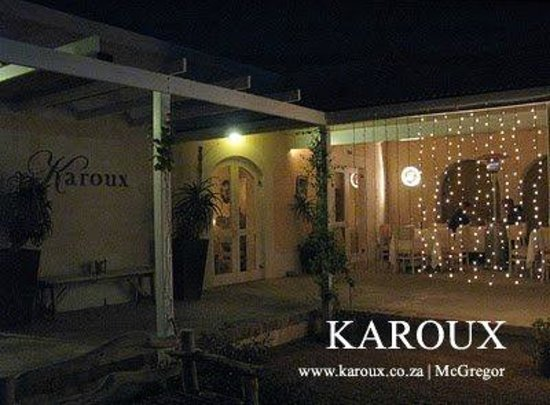 McGregor, Güney Afrika: Karoux at Night
