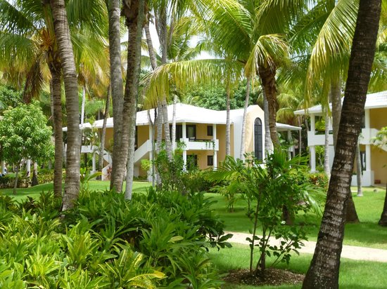 Bavaro Princess All Suites Resort & Spa: Bungalows