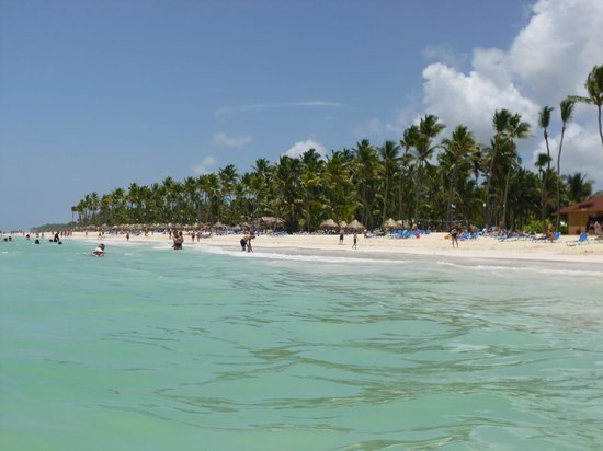 Bavaro Princess All Suites Resort & Spa: Plage