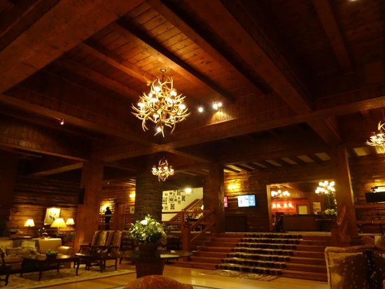 Llao Llao Hotel and Resort, Golf-Spa: Lobby