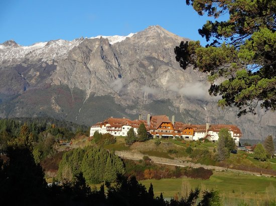 Llao Llao Hotel and Resort, Golf-Spa: Vista