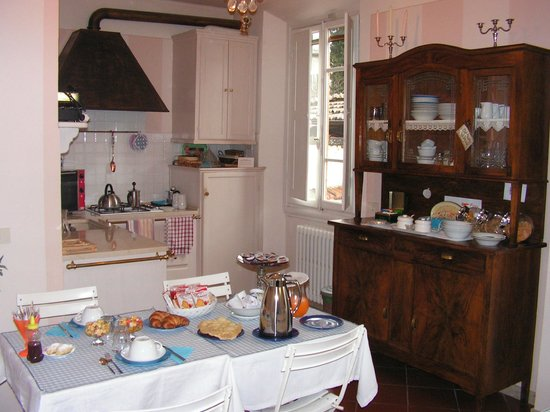 Fiorenza B&B: the little dining-room