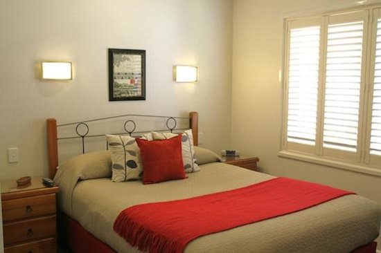 Dubbo, Australien: Another Corporate Apt Main Bedroom
