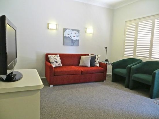 Dubbo, Australia: Corporate Lounge area
