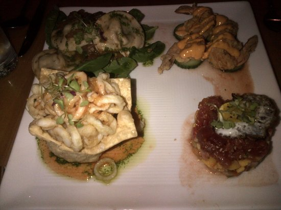 Oberlin, OH : Appetizer Sampler