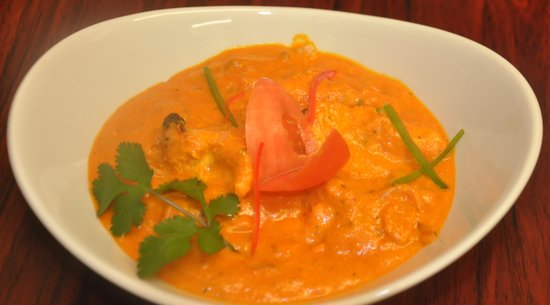 Taunton, UK : Gurkhali chicken