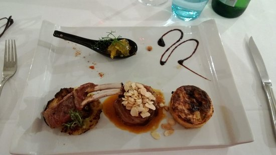 Vicolo Stretto: Lovely lamb dish cooked two ways