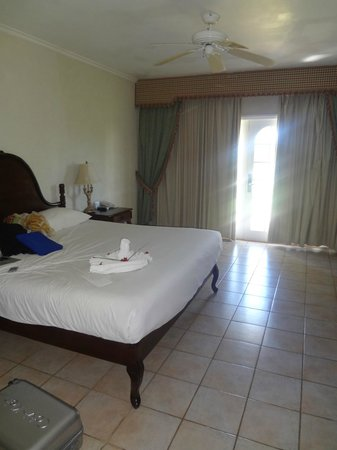 Braco Village Hotel & Spa: My beachfront room