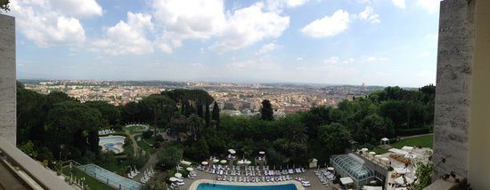 Rome Cavalieri, Waldorf Astoria Hotels & Resorts: Imperialbereich