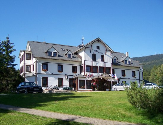 Spindleruv Mlyn, Czech Republic: Hotel Start