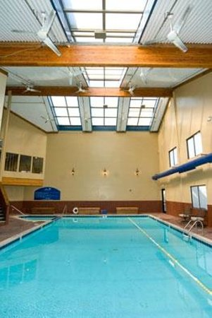 Eagle Lodge & Suites: Indoor Heated Pool