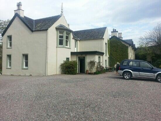 Spean Lodge: beautiful lodge