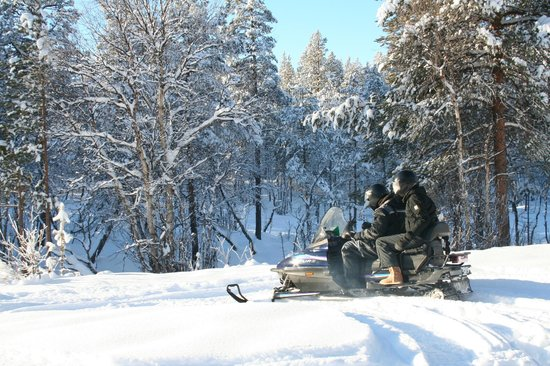 Geilo, Noruega: Snowmobile Safari with Dagaliopplevelser